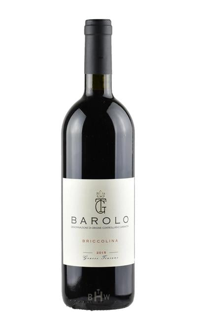 North Berkley Red 2015 Tiziano Grasso 'La Briccolina' Barolo DOCG