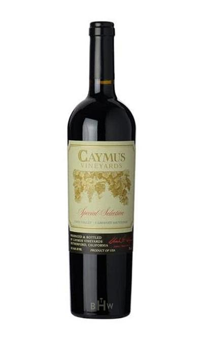 2016 Caymus Special Selection Cabernet Sauvignon Napa Valley - bighammerwines.com