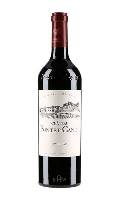bighammerwines.com Red 2016 Chateau Pontet-Canet Pauillac
