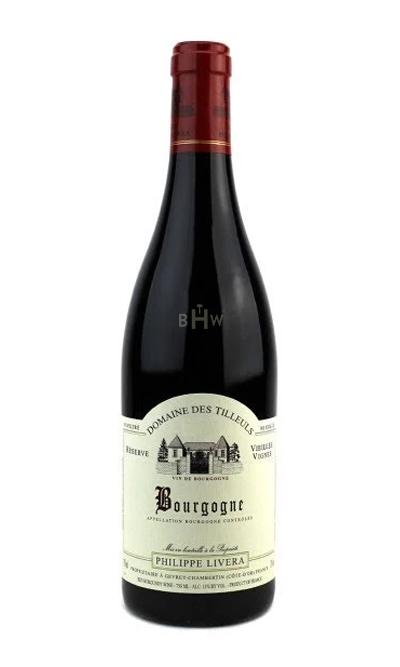 bighammerwines.com Red 2016 Domaine Philippe Livera Bourgogne Rouge Vieilles Vignes