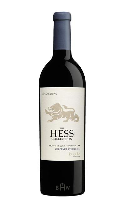 bighammerwines.com Red 2016 Hess Collection Mt. Veeder Cabernet Sauvignon Napa