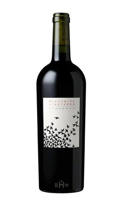 Winebow Red 2016 Blackbird Vineyards Paramour Napa Valley