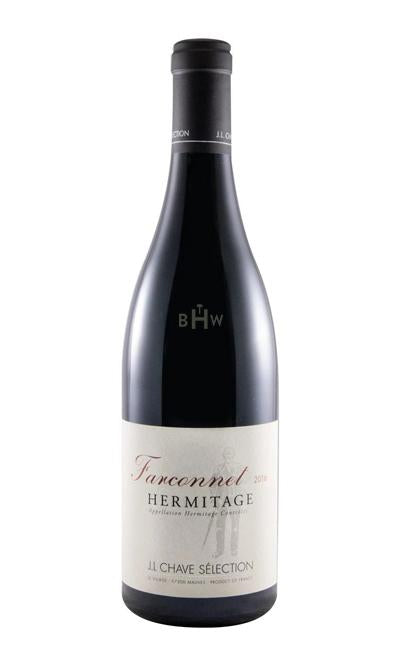 Shiverick Red 2016 Chave JL Selections Hermitage 'Farconnet' Rouge