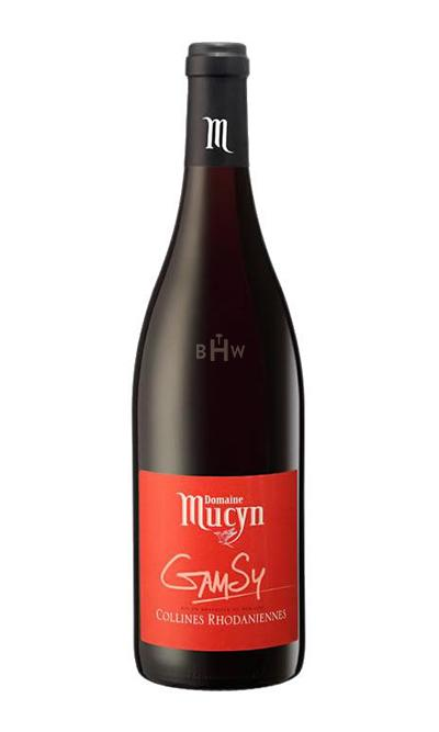Misa Red 2016 Domaine Mucyn 'Gamsy' Collines Rhodaniennes IGT
