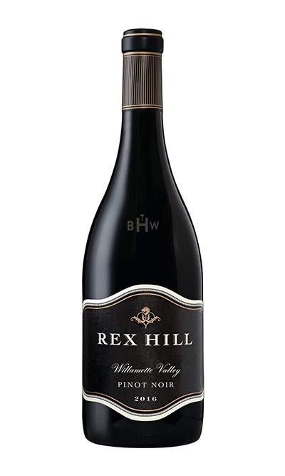 SWS Red 2016 Rex Hill Pinot Noir Willamette Valley 375ml