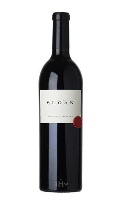 2016 SLOAN Estate Proprietary Red Napa Valley