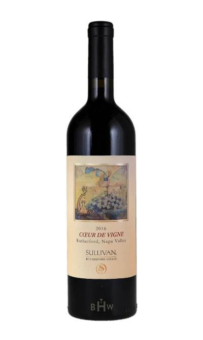 Winery Direct Red 2016 Sullivan Vineyards Coeur de Vigne