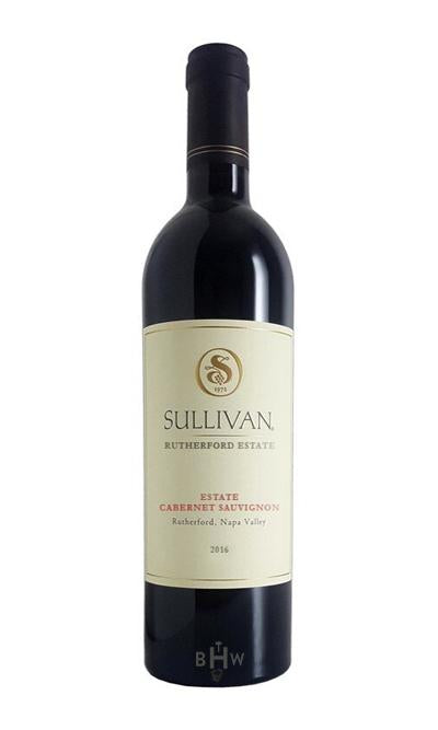 Winery Direct Red 2016 Sullivan Vineyards Estate Cabernet Sauvignon Napa Valley