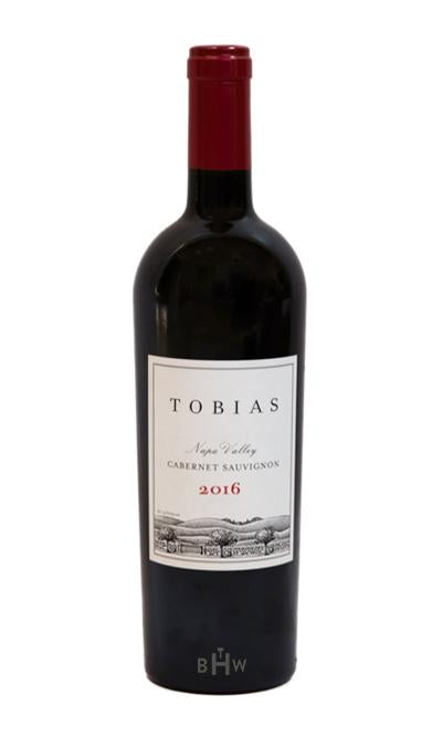 Epic Red 2016 Tobias Vineyards Cabernet Sauvignon Napa Valley