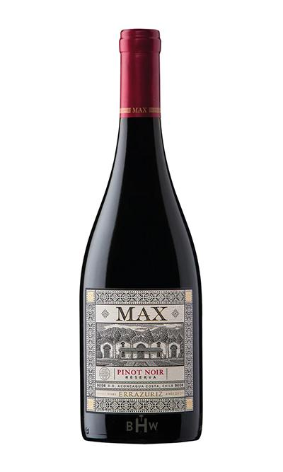 Youngs Red 2017 Errazuriz Max Reserva Pinot Noir