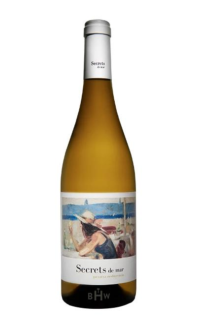 bighammerwines.com White 2017 Secrets del Mar Spanish White Blend DO Terra Alta