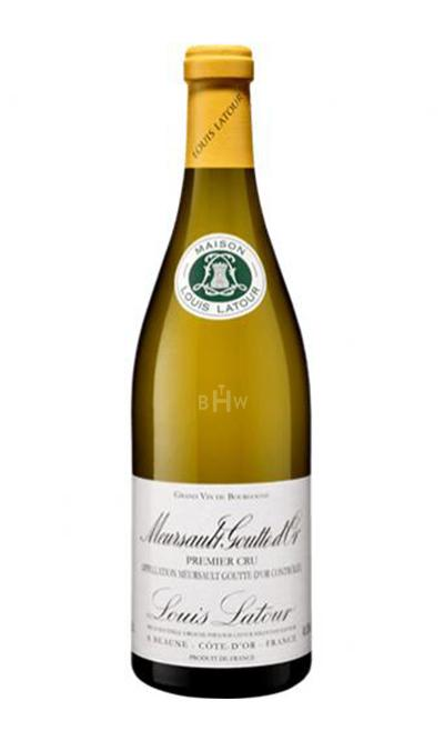 Winery Direct White 2017 Louis Latour Meursault Goutte d'Or Premier Cru
