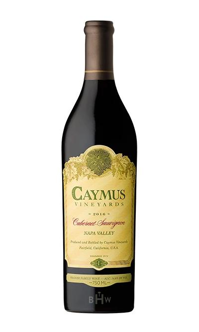 Caymus Red 2019 Caymus Cabernet Sauvignon Napa Valley