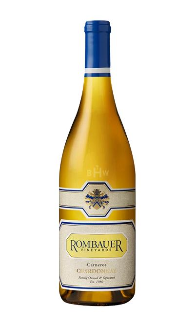 2018 Rombauer Chardonnay Carneros District - bighammerwines.com