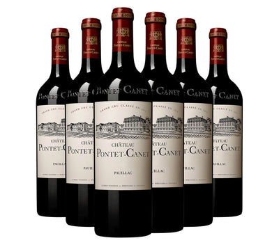 bighammerwines.com Red 2018 Chateau Pontet-Canet Pauillac FUTURES 6pk