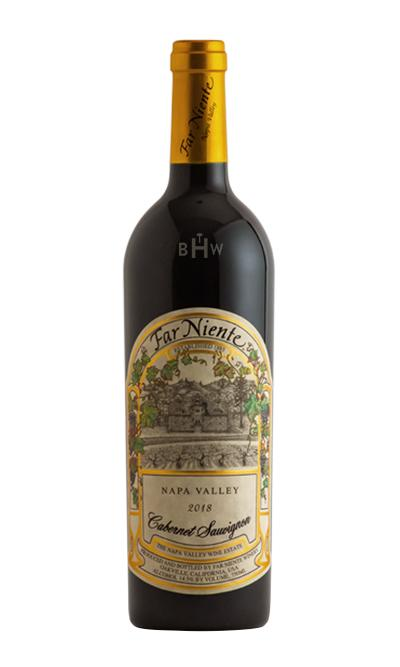 Wine Warehouse Red 2018 Far Niente Cabernet Sauvignon Napa Valley