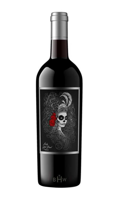 Big Hammer Wines 2018 Frias Family Vineyard 'Lady of the Dead' Napa Valley