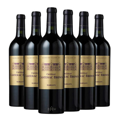 Misa Bordeaux 2019 Château Cantenac Brown 3rd Classified Growth FUTURES 6pk