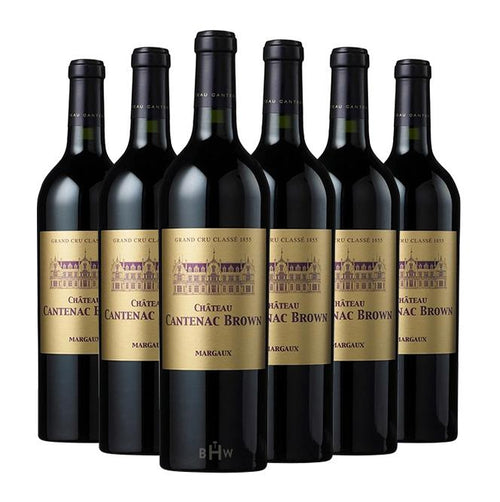 2019 Château Cantenac Brown 3rd Classified Growth FUTURES 6pk