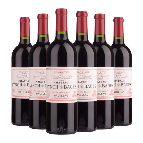2019 Château Lynch Bages Pauillac 5th Classified Growth FUTURES 6pk
