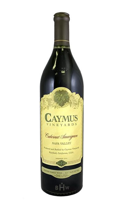 Youngs Red 2019 Caymus Cabernet Sauvignon Napa Valley 1 Liter