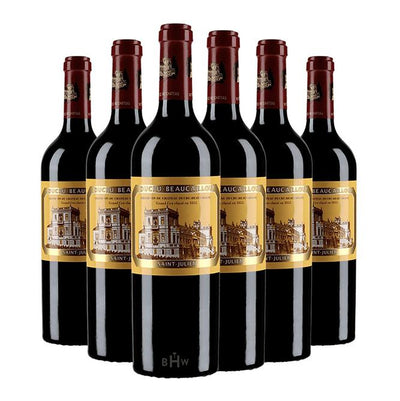 Misa Bordeaux 2019 Chateau Ducru Beaucaillou St. Julien 2nd Classified Growth FUTURES 6pk