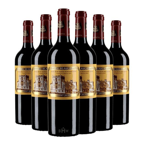 2019 Chateau Ducru Beaucaillou St. Julien 2nd Classified Growth FUTURES 6pk