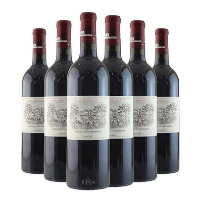 2019 Chateau Lafite-Rothschild Pauillac 1st Classified Growth FUTURES 6pk