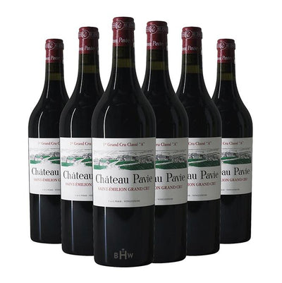 2019 Chateau Pavie St. Emilion Grand Cru FUTURES 6pk