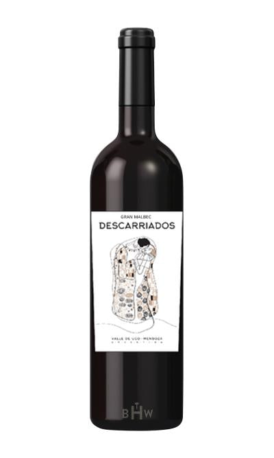 bighammerwines.com Red 2019 Finca Buenaventura Descarriados Malbec Uco Valley