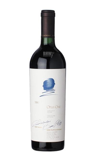 bighammerwines.com Red 1989 Opus One