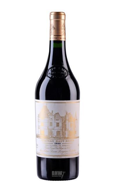 bighammerwines.com Red 1990 Haut Brion