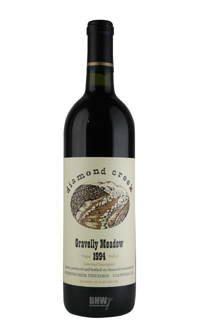 bighammerwines.com Red 1994 Diamond Creek Gravelly Meadows 93WS