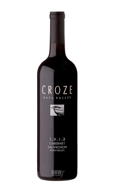 2012 Croze Cabernet Sauvignon Rutherford Napa Valley - bighammerwines.com