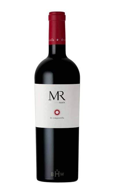 2015 Raats MR Mvemve De Compostella Stellenbosch Bordeaux Blend South Africa