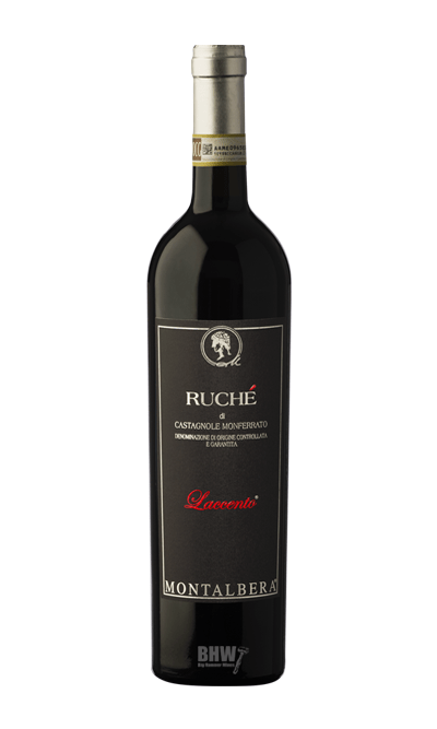 99LM 2015 Montalbera L'Accento Ruché Red Blend