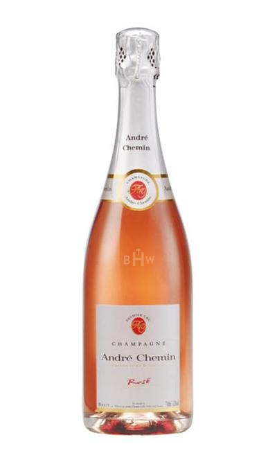 MHW Champagne y espumoso André Chemin Rose Champagne NV