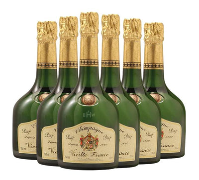 Misa Champagne Vieille France Brut by Charles de Cazanove 6pk
