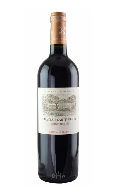 MHW Red Château Saint Pierre Saint Julien (Grand Cru Classé)