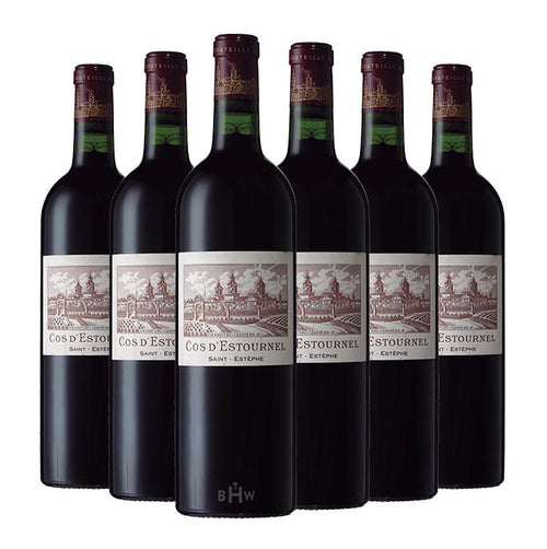 Misa Bordeaux 2019 Château Cos d'Estournel St. Estephe 2nd Classified Growth FUTURES 6pk