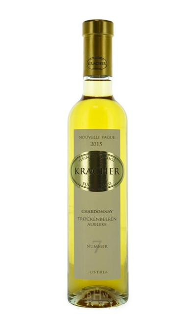 Big Hammer Wines 2015 Kracher Trockenbeerenauslese #7 Chardonnay Nouvelle Vague Austria 375ml