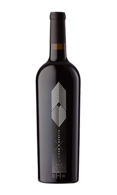 Big Hammer Wines 2014 Montagu Silver Ghost Red Blend Napa Valley