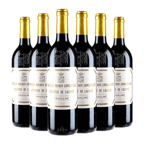 Misa Bordeaux 2019 Château Pichon Longueville Comtesse de Lalande 2nd Classified Growth FUTURES 6pk