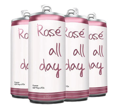 biagio Rose Rosé All Day 4pk in 250ml Cans