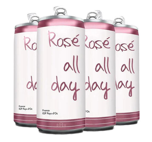 Big Hammer Wines Rosé All Day 4pk in 250ml Cans