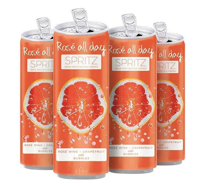 Big Hammer Wines Rosé All Day Spritz 4pk in 250ml Cans