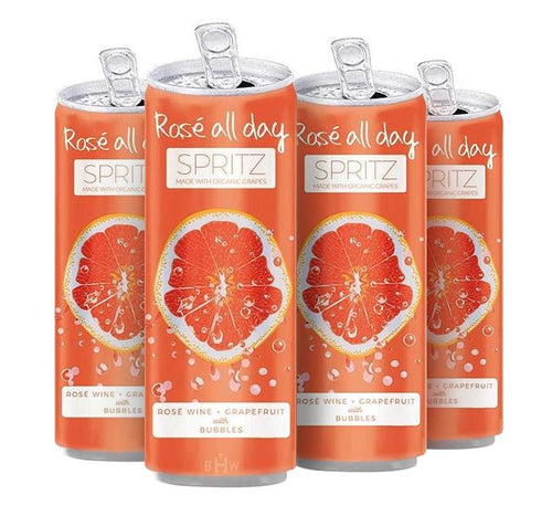 biagio Rosé All Day Spritz 4pk in 250ml Cans