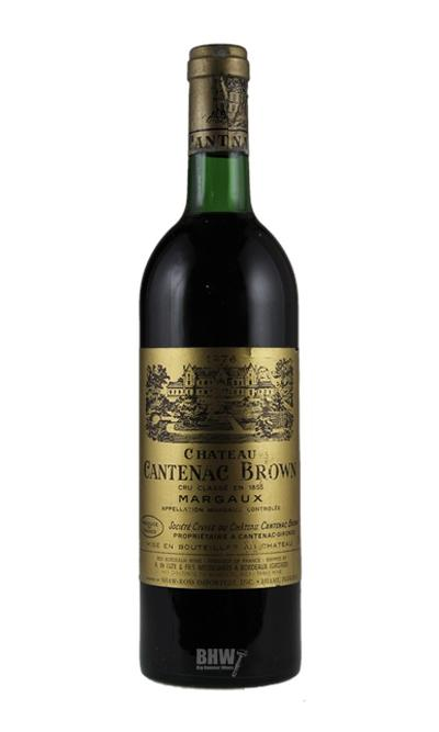 bighammerwines.com Red 1976 Cantenac Brown Margaux
