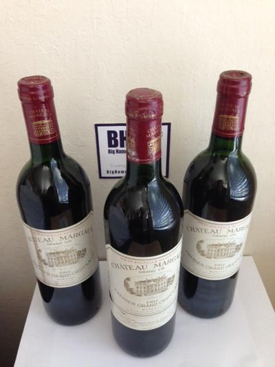 Bordeaux - 1984 Chateau Margaux [see Bottle Conditions]