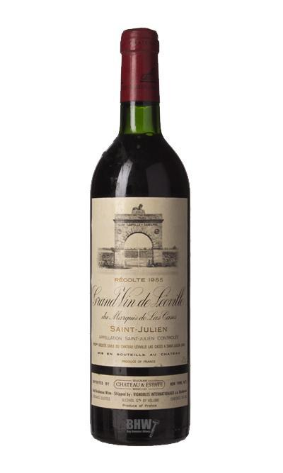 bighammerwines.com Red 1985 Leoville Las Cases 94 RP